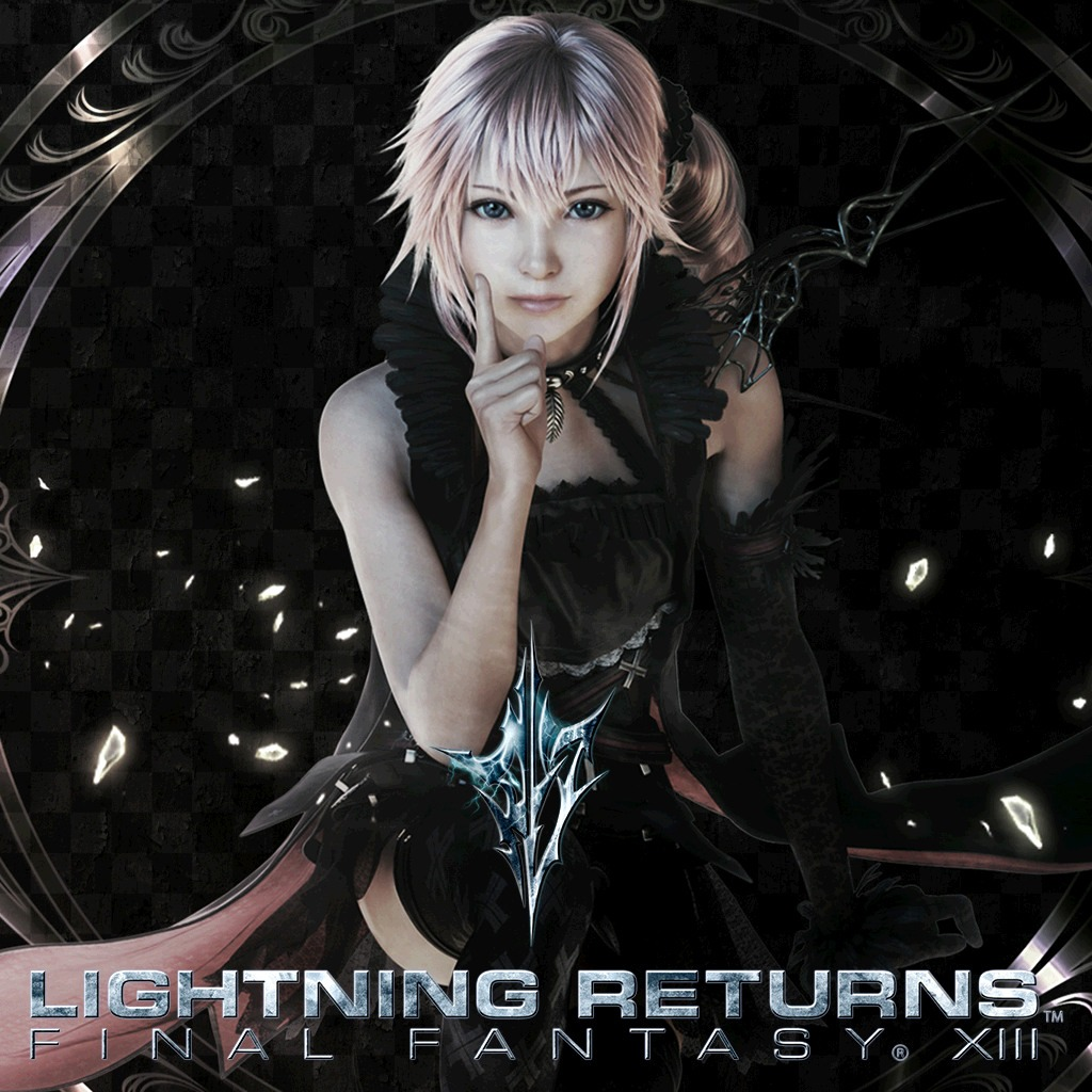 LIGHTNING RETURNS: FINAL FANTASY XIII Lumina Custom Theme