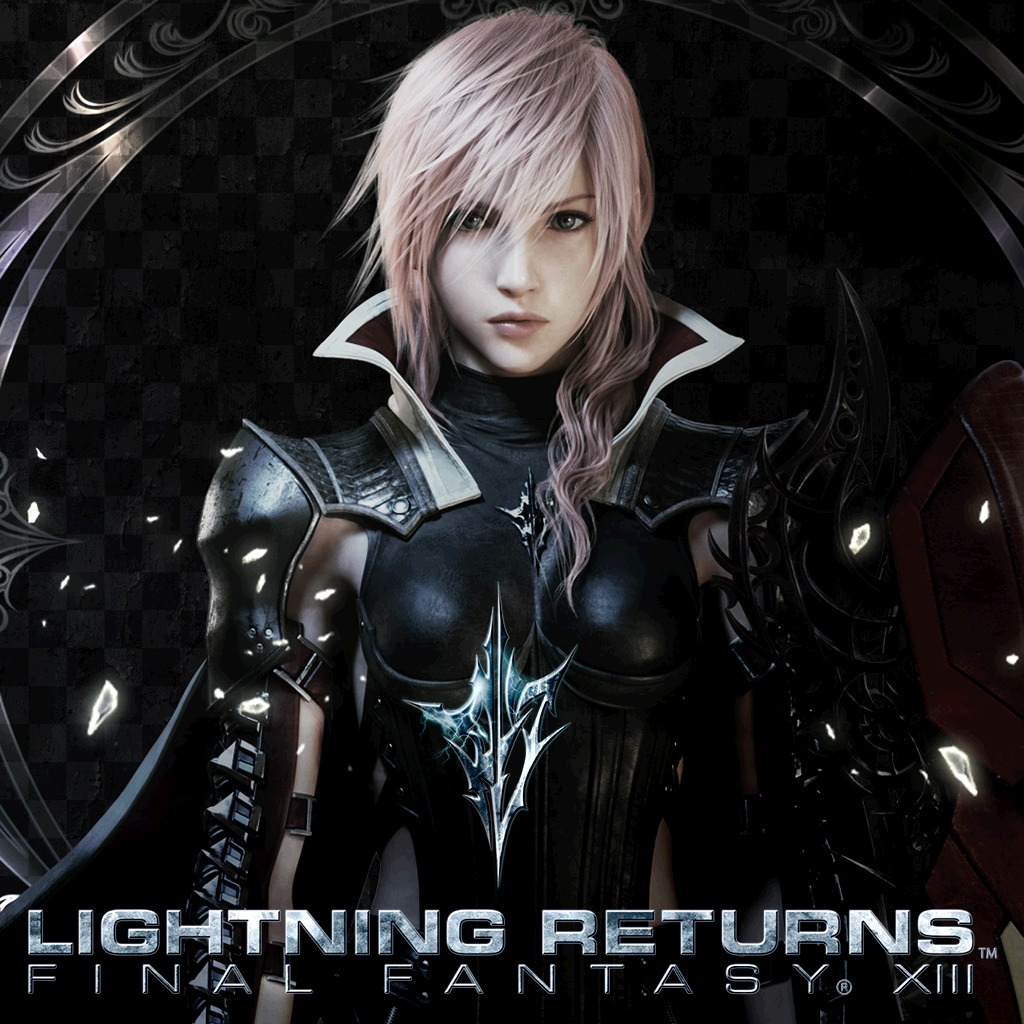 LIGHTNING RETURNS: FINAL FANTASY XIII Lightning Custom Theme