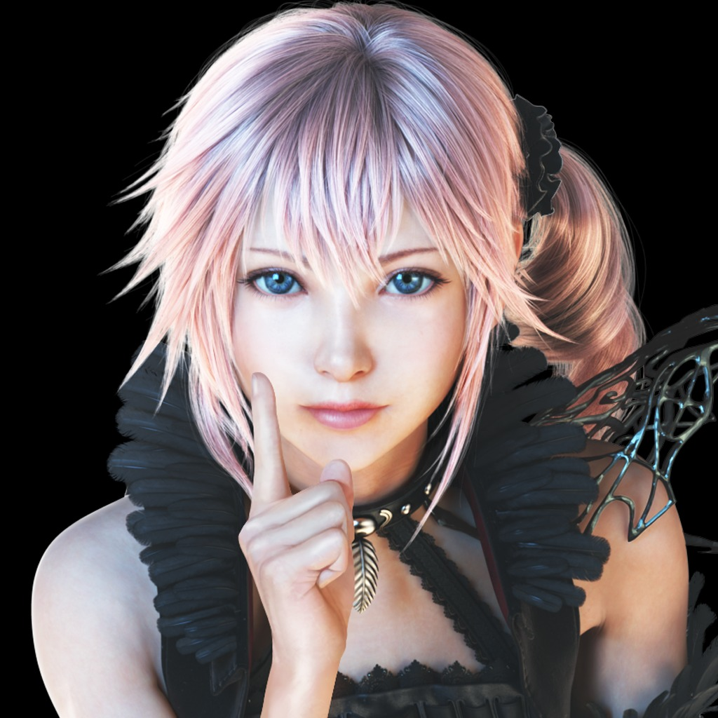Lightning Returns: Final Fantasy XIII Lumina Avatar