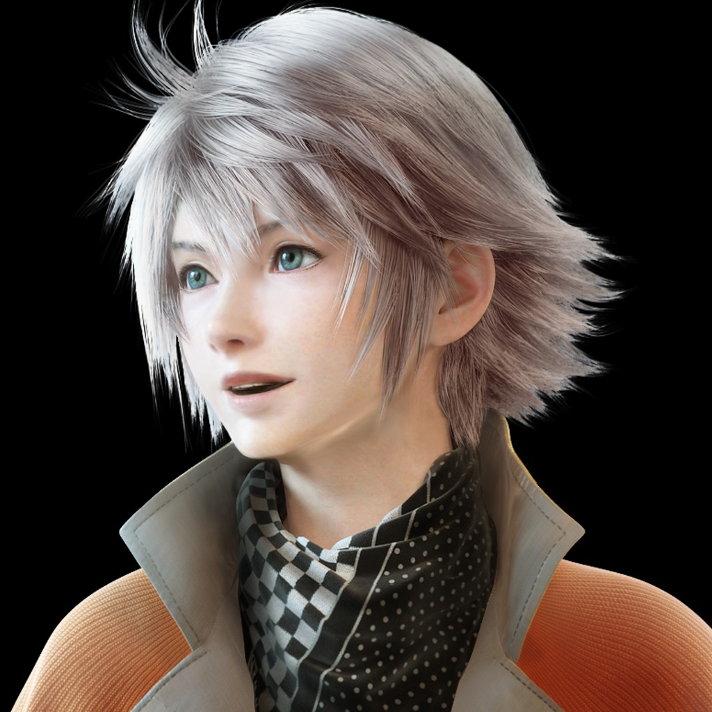 Lightning Returns: Final Fantasy XIII Hope Avatar