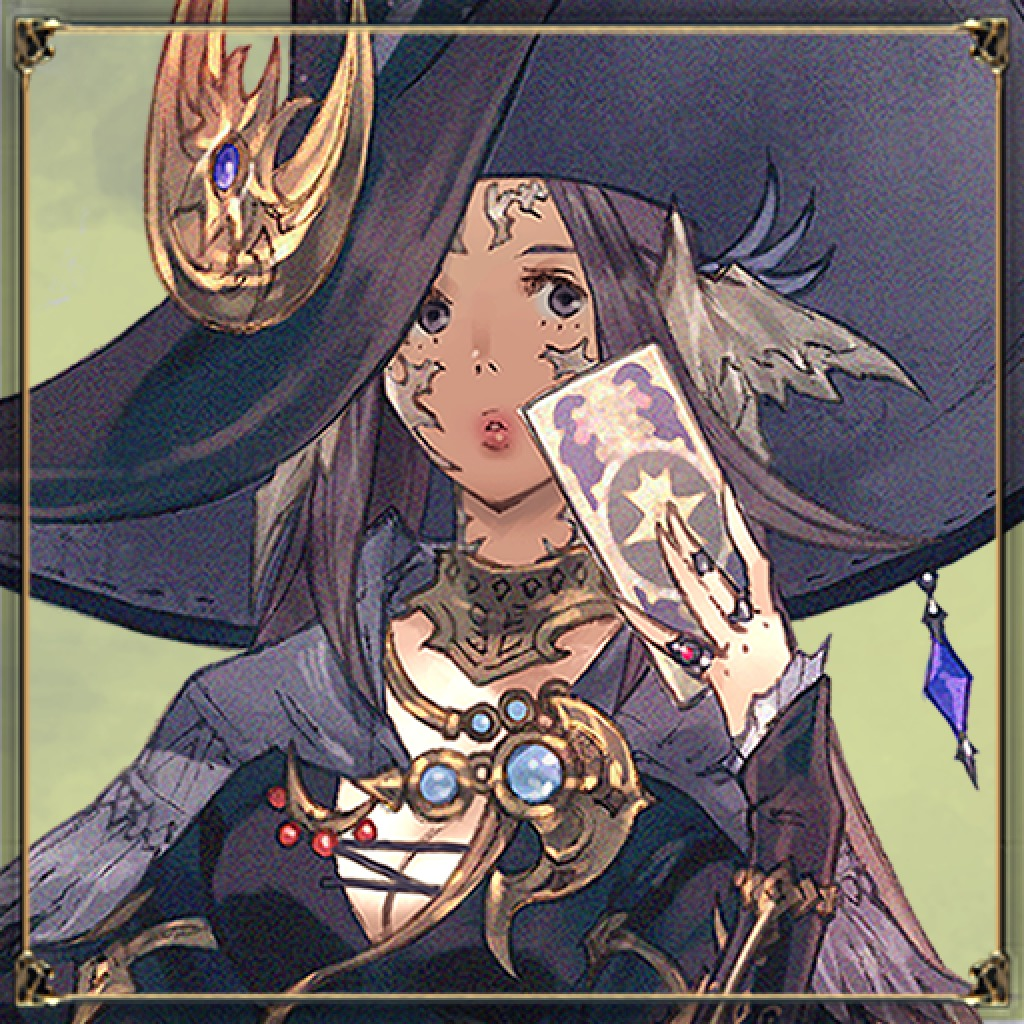 FINAL FANTASY XIV Astrologian Avatar