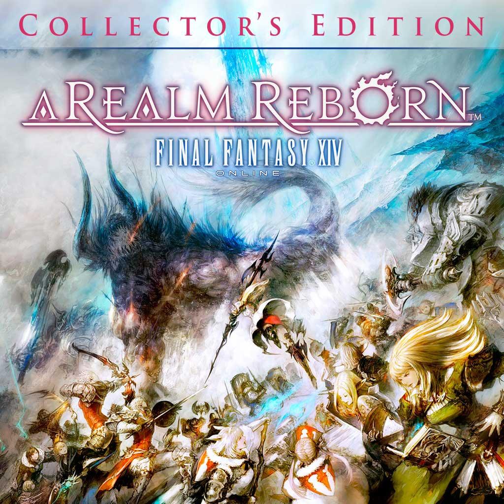 FINAL FANTASY® XIV: A Realm Reborn™ Collectors Edition