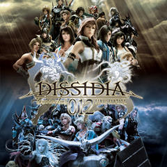 Image result for Dissidia 012