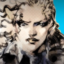 METAL GEAR SOLID 2 Fortune Avatar