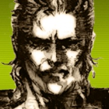 METAL GEAR SOLID 3 The Boss Avatar