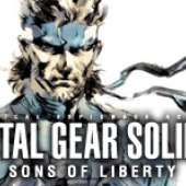 METAL GEAR SOLID 2 Art Theme