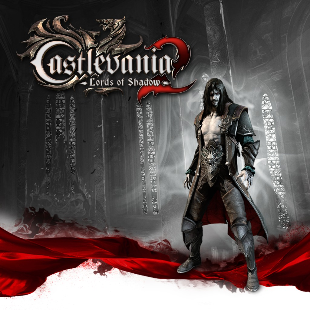 Castlevania: Lords of Shadow 2 Armored Dracula Costume
