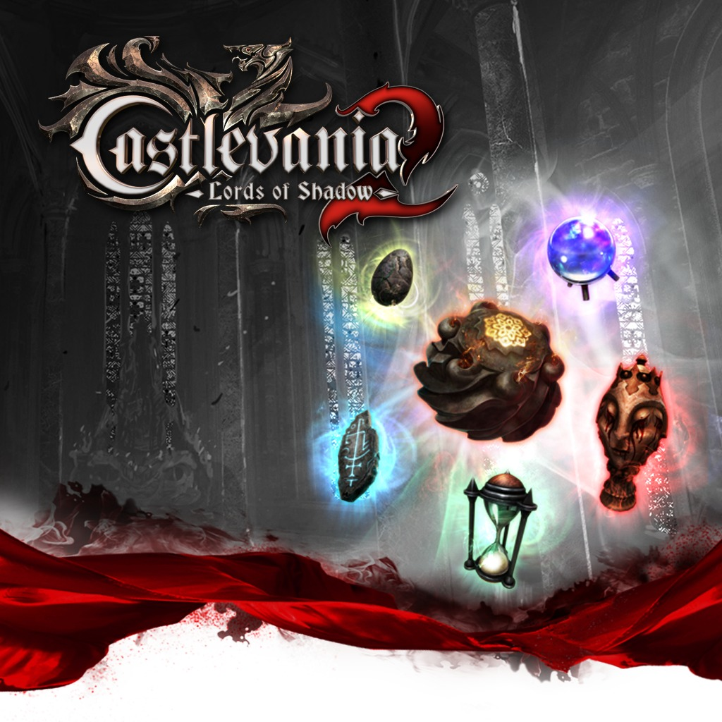 Castlevania: Lords of Shadow 2 Relic Rune Pack