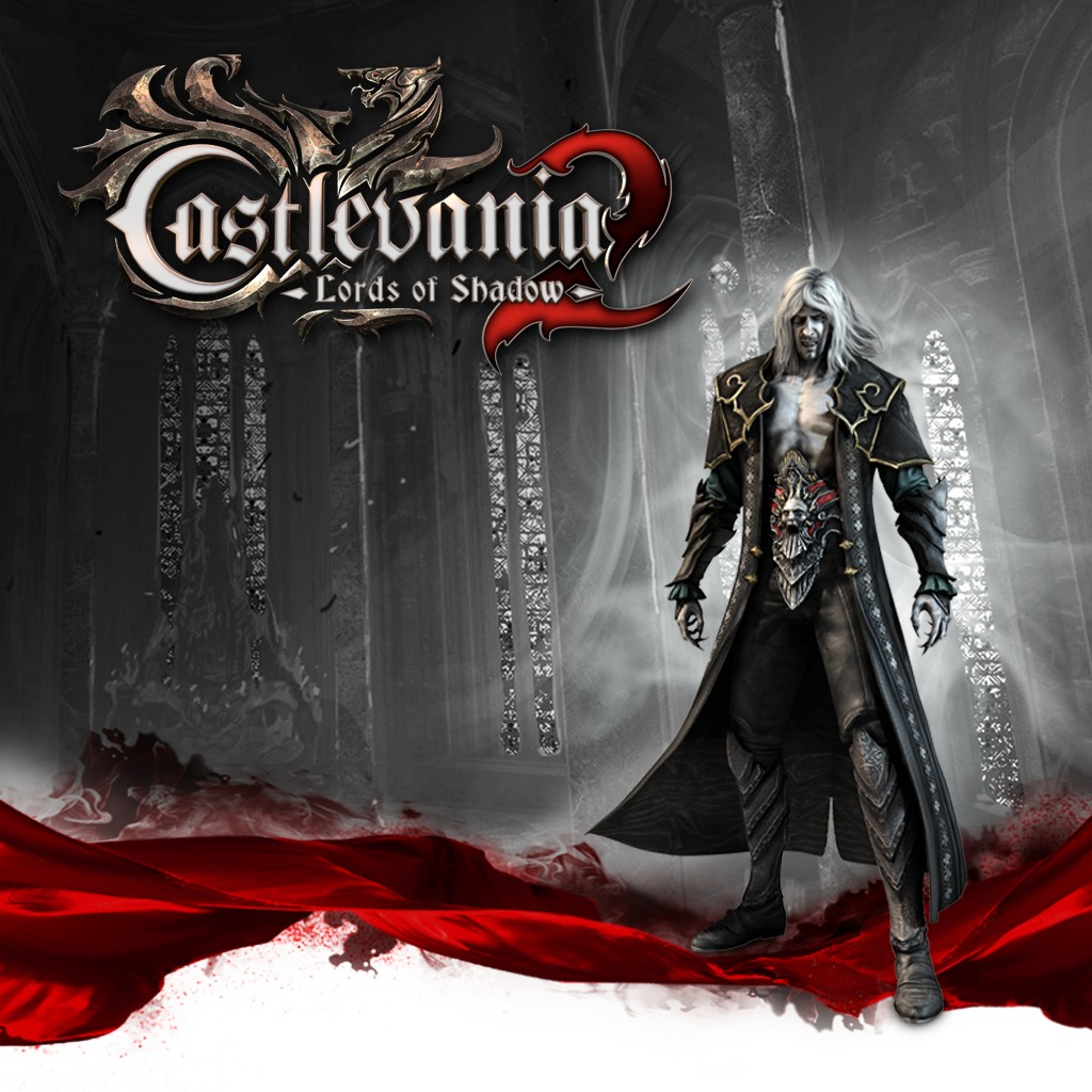 Castlevania: Lords of Shadow 2 Dark Dracula Costume