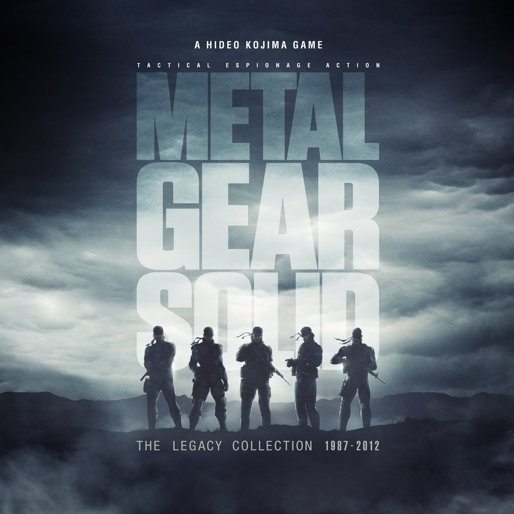 Metal Gear Solid®: The Legacy Collection