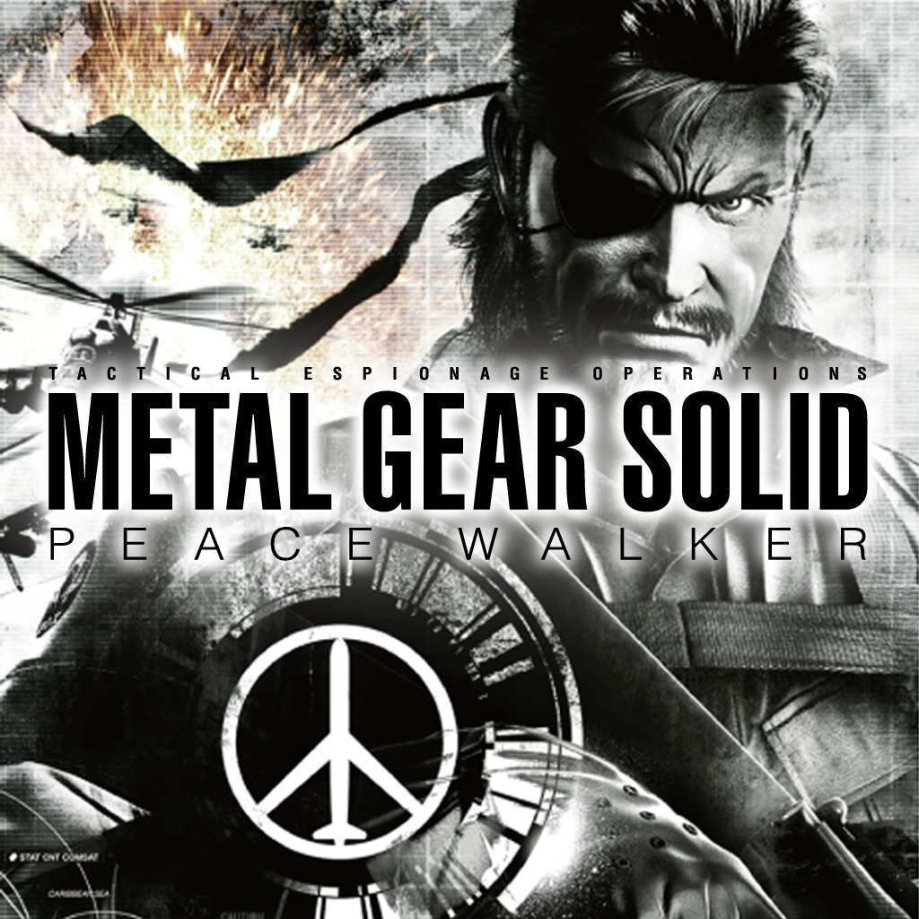 Metal Gear Solid: Peace Walker - HD Edition
