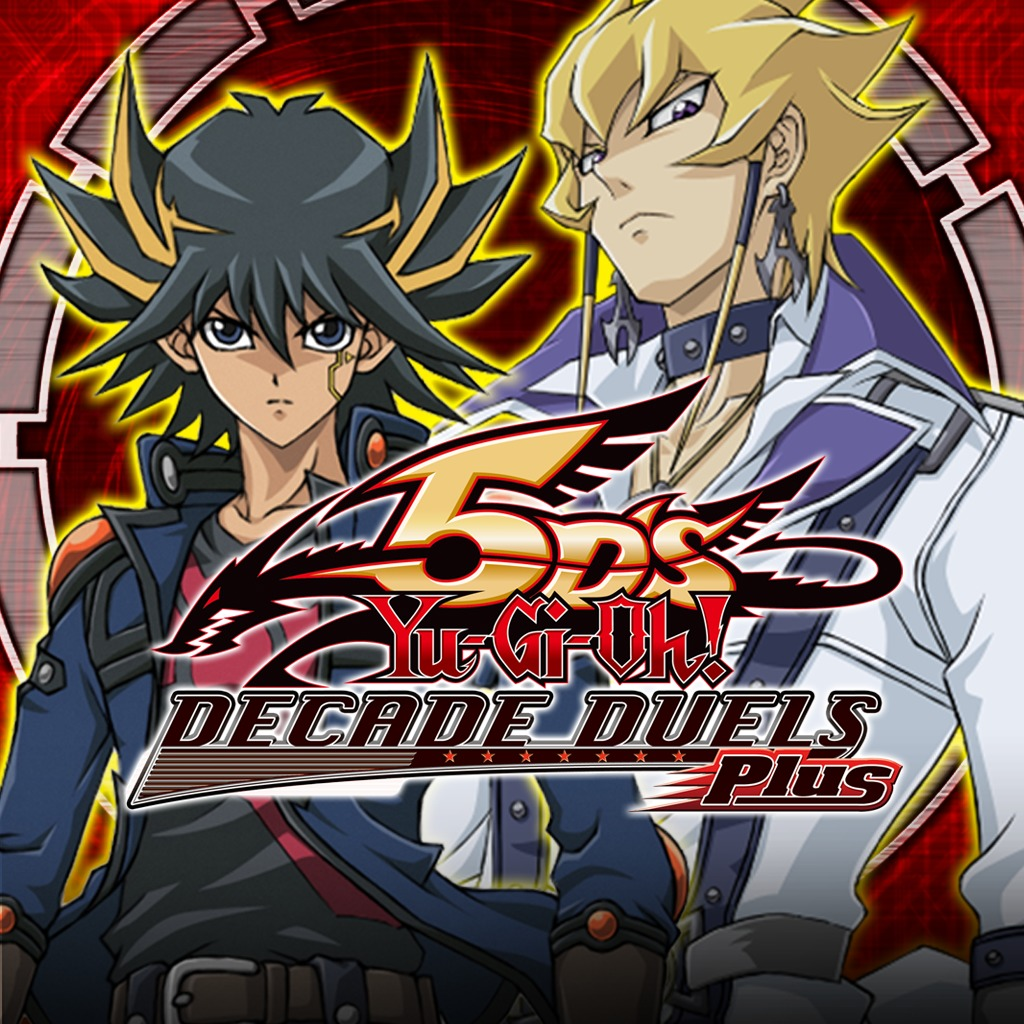 Yu-Gi-Oh! 5D's Decade Duels Plus Trial