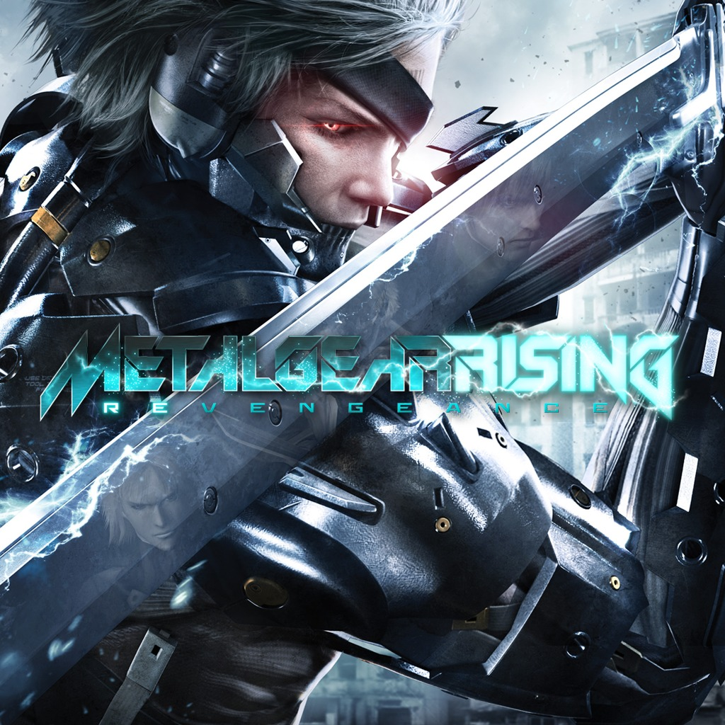 Metal Gear Rising: Revengeance – Commando Armor