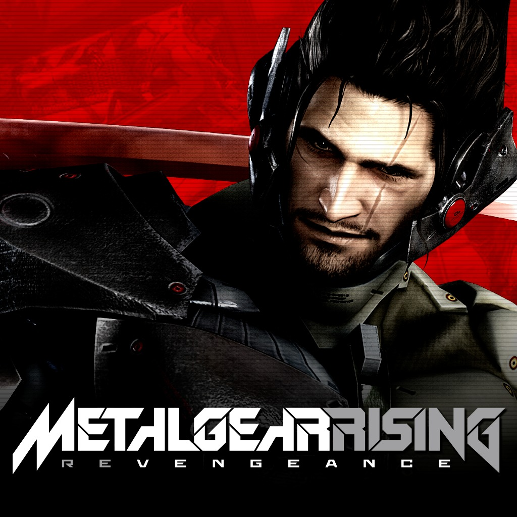 METAL GEAR RISING: REVENGEANCE Jetstream DLC