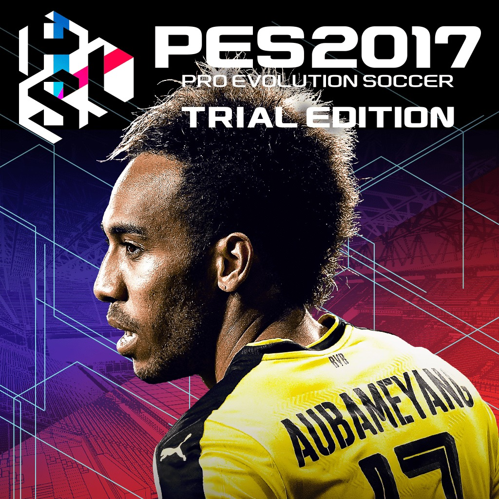 PES2017 Trial Edition