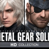 METAL GEAR SOLID: HD COLLECTION PS Vita
