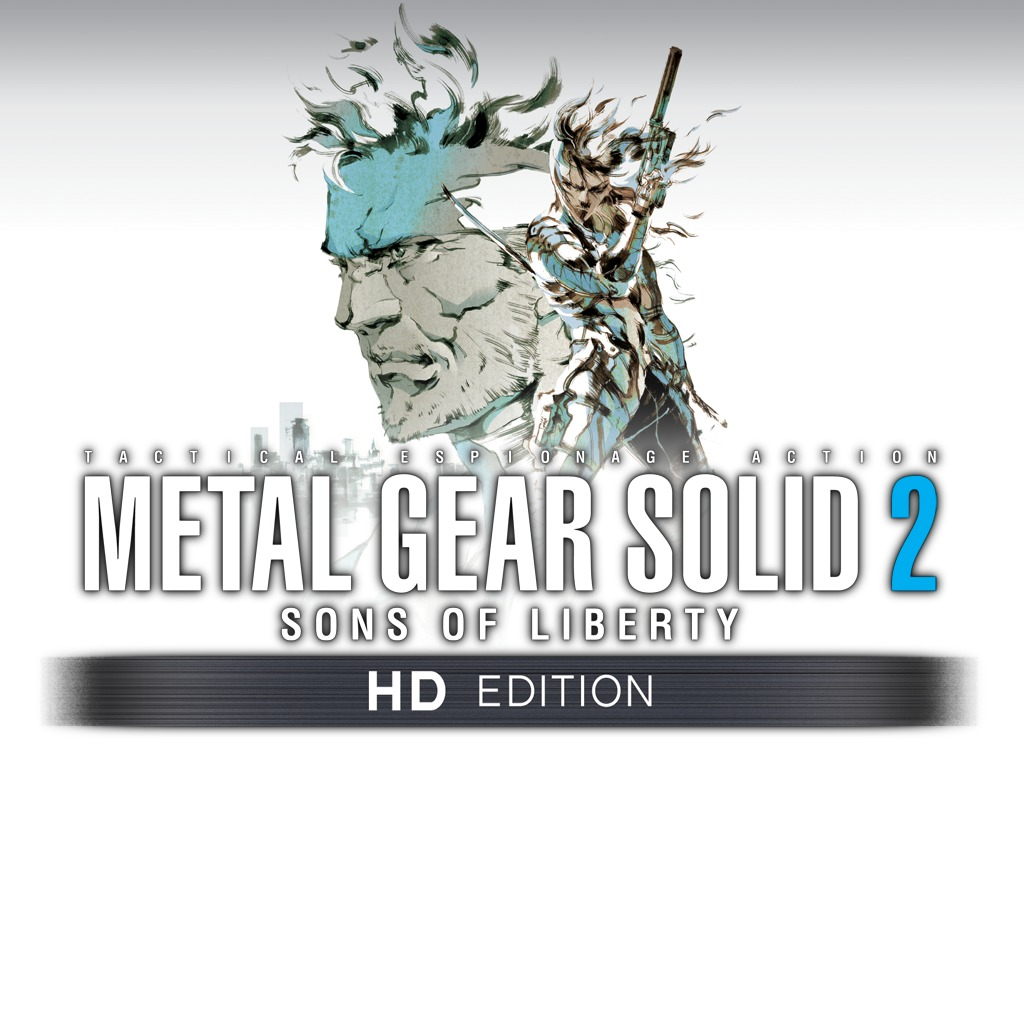 Metal Gear Solid 2: Sons of Liberty - HD Edition PS Vita