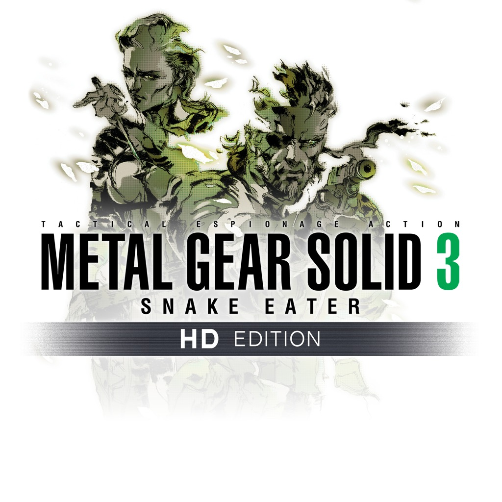 Metal Gear Solid 3: Snake Eater - HD Edition PS Vita