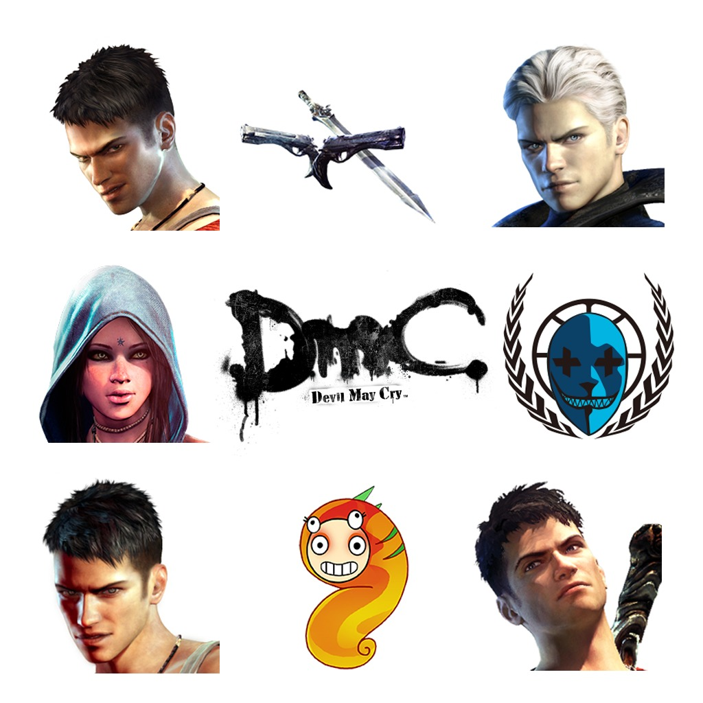 DmC Devil May Cry™ Avatar Bundle
