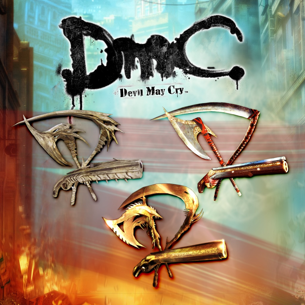 DmC Devil May Cry™ - Bundle Pack