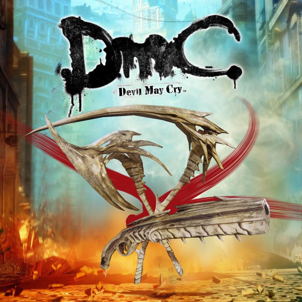 DmC Devil May Cry™ - Bone Pack