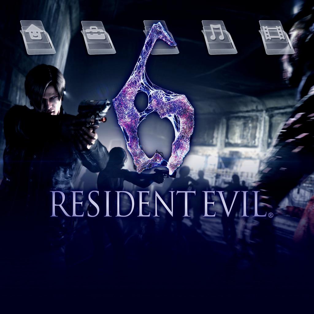 Resident Evil® 6 Custom Theme 1