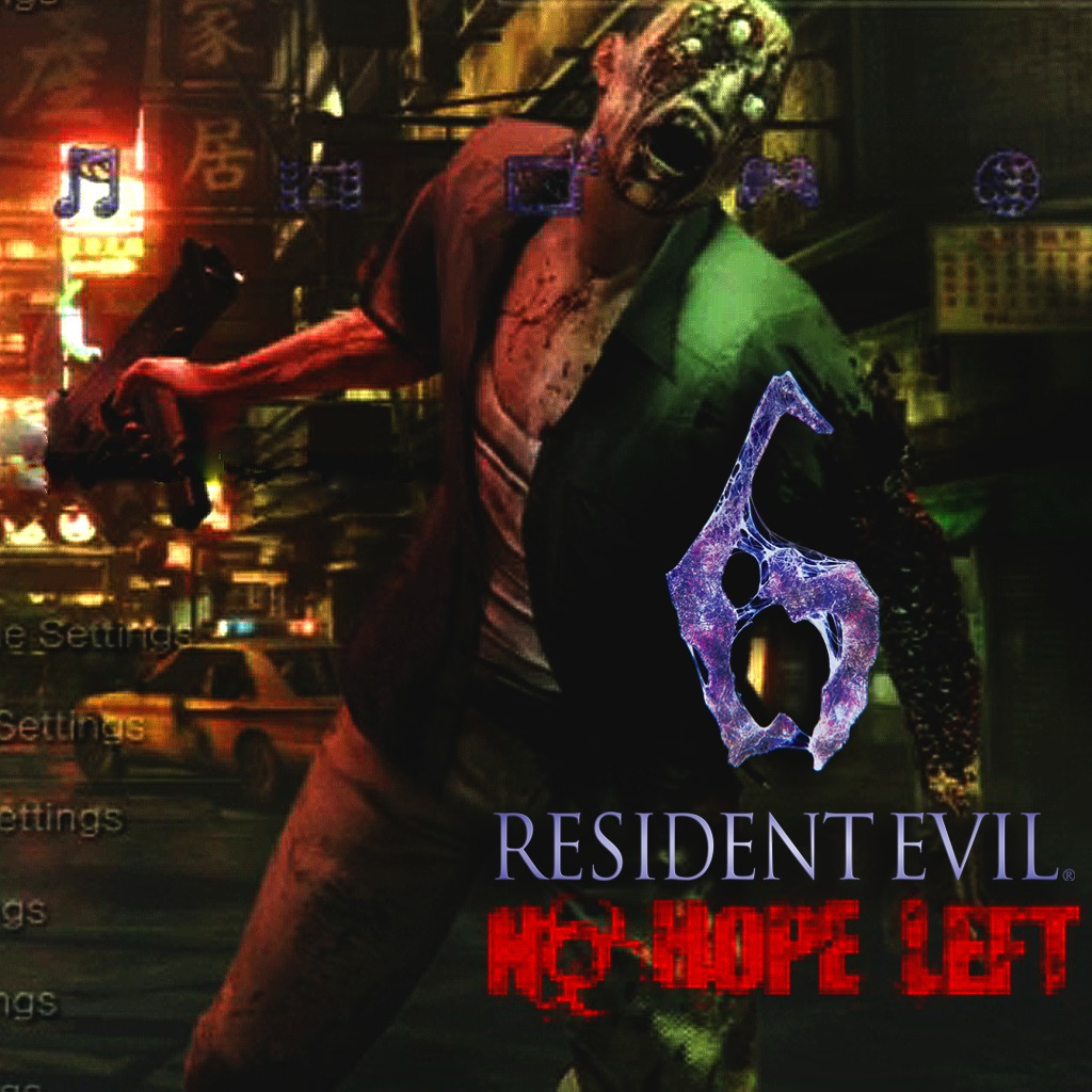 Resident Evil® 6 China Invasion Dynamic Theme