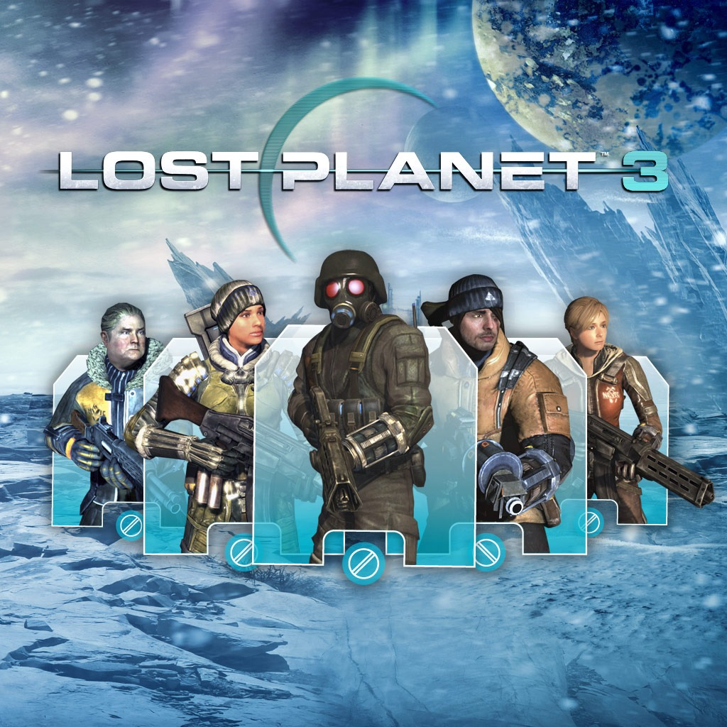 Lost Planet® 3 - Freedom Fighter Pack