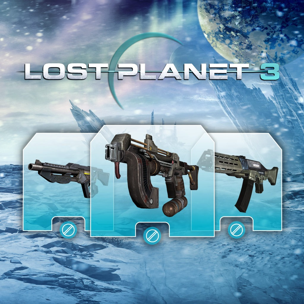 Lost Planet® 3 - Assualt Pack