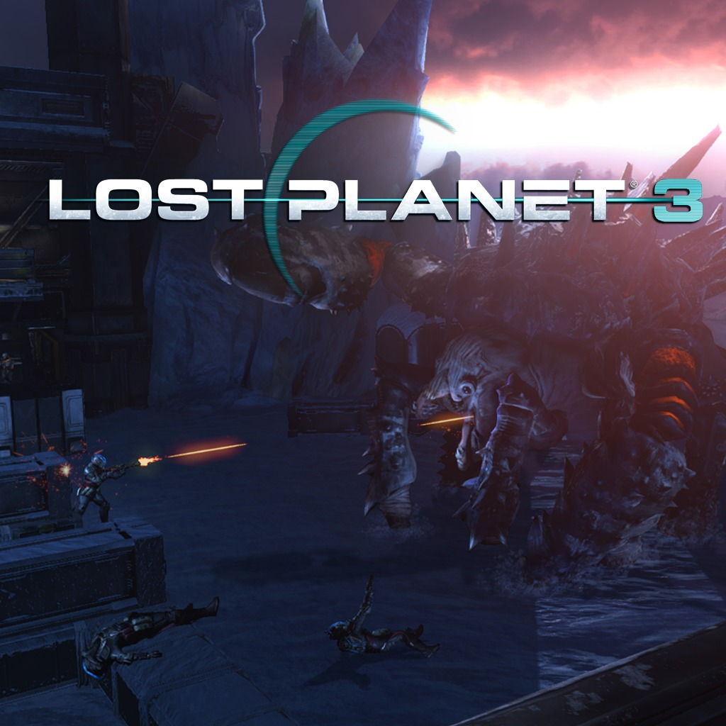 Lost Planet® 3 Multiplayer Trailer
