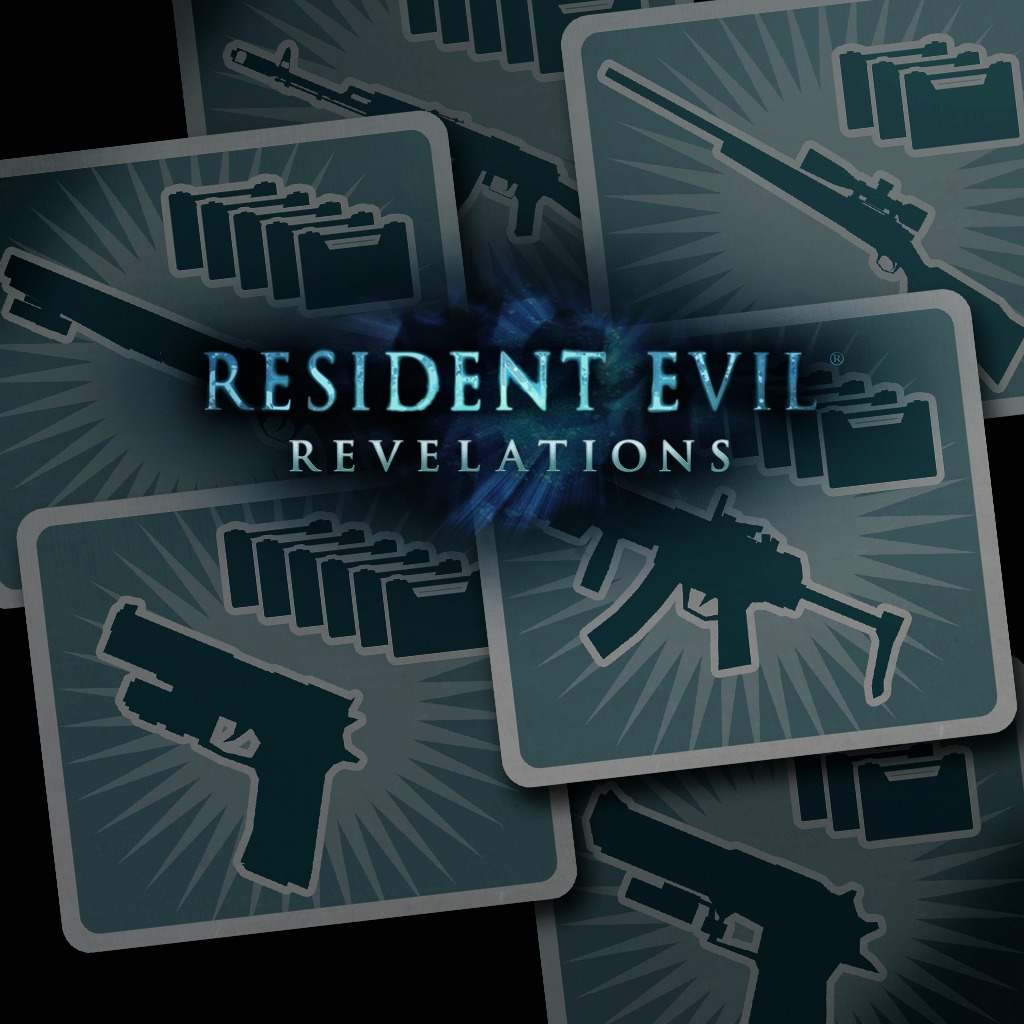 Resident Evil® Revelations 'Enhancement Set'
