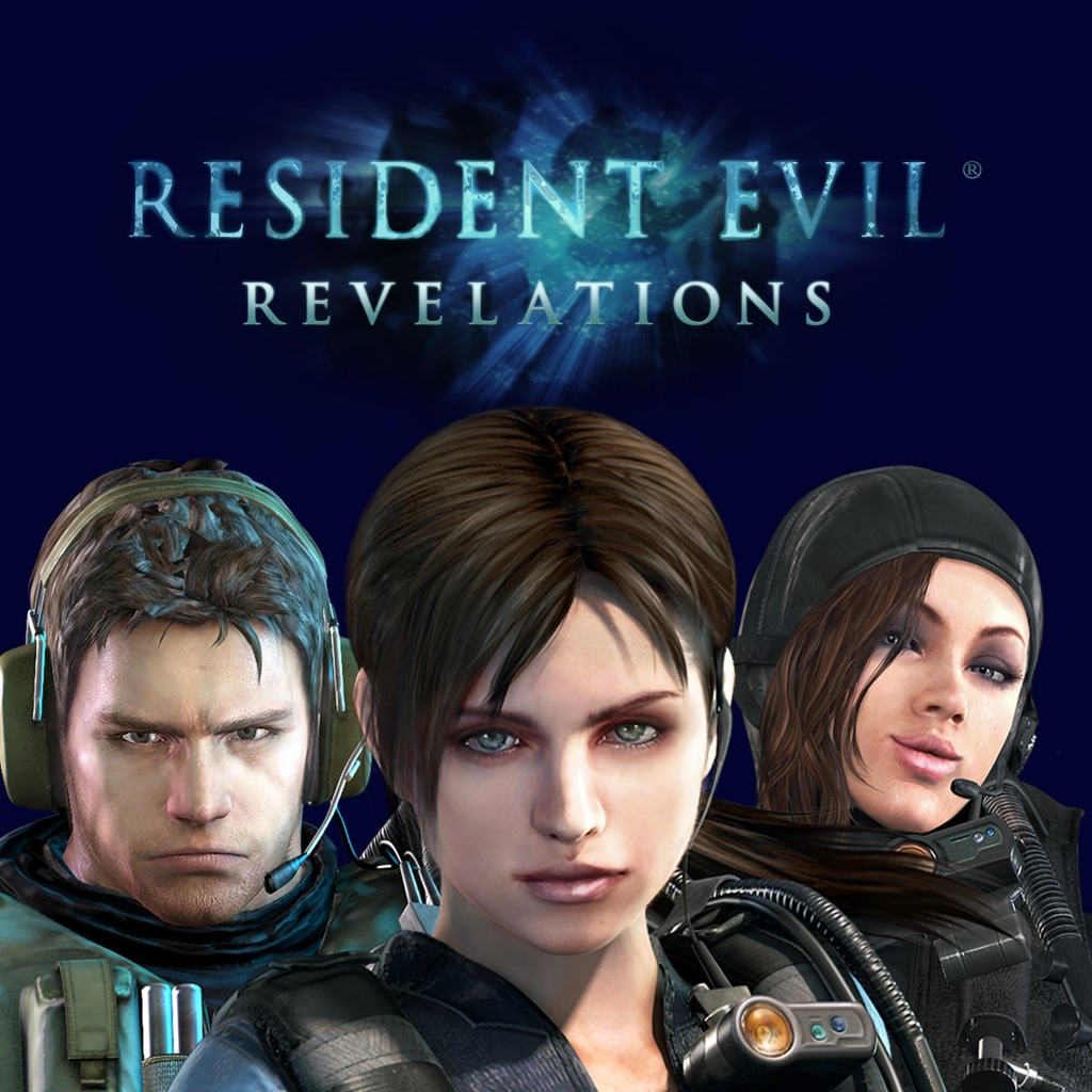 Resident Evil® Revelations Avatar Bundle