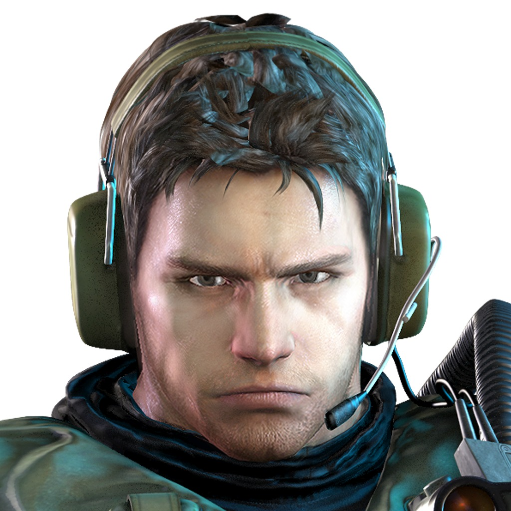 Resident Evil® Revelations Chris 1 Avatar