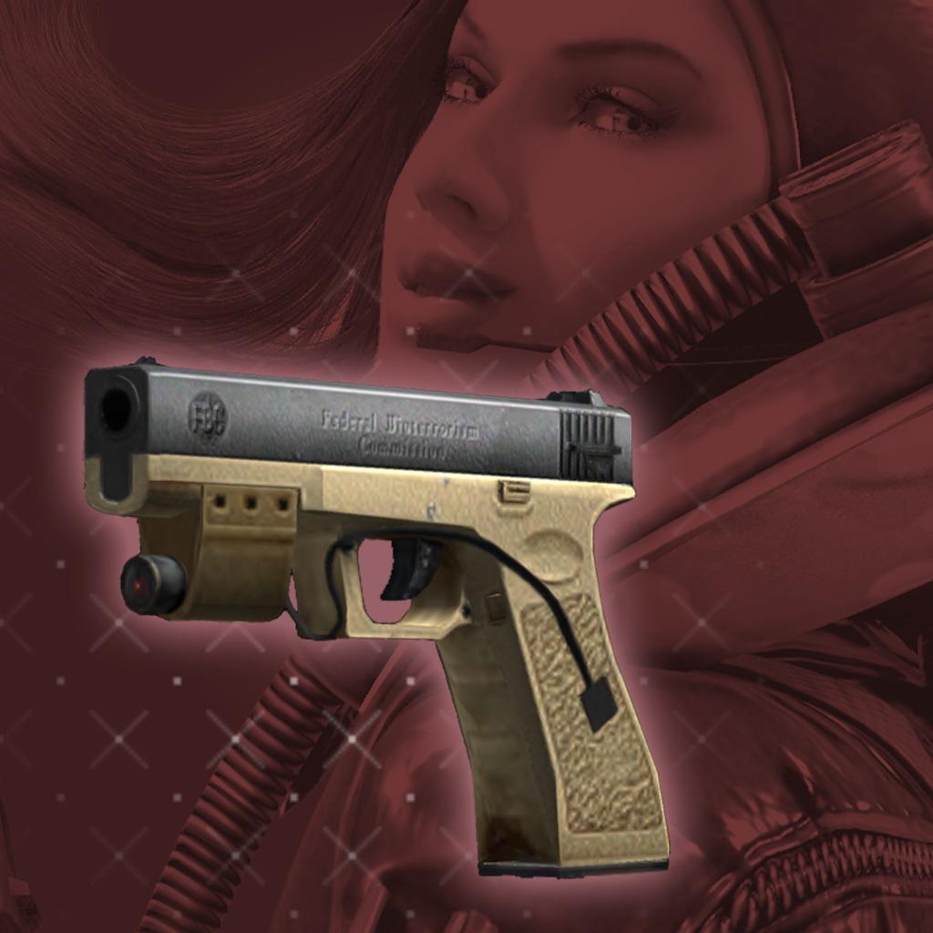 Resident Evil® Revelations Jessica's G18