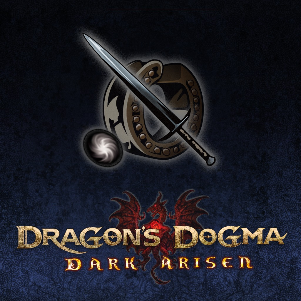 Dragon's Dogma: Dark Arisen™ - Fighter's Ring Set