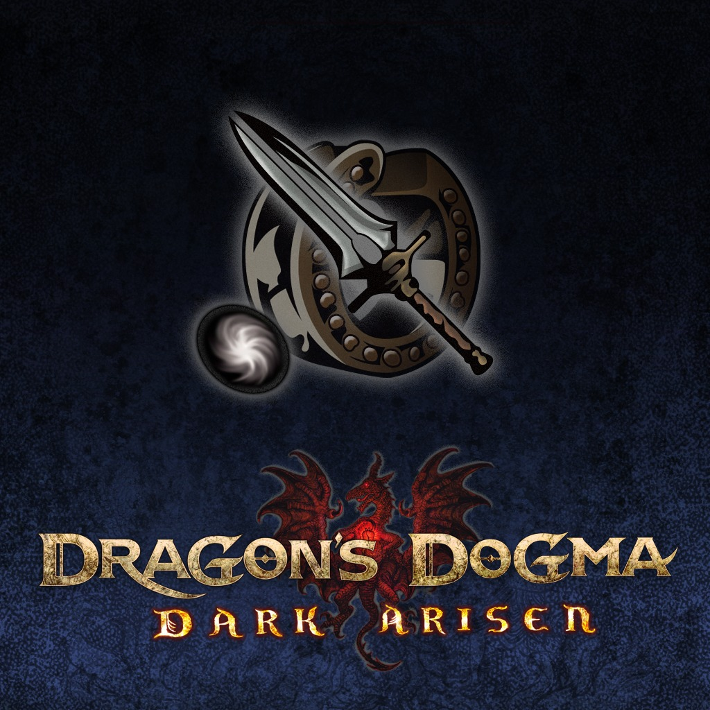 Dragon's Dogma: Dark Arisen™ - Strider's Ring Set