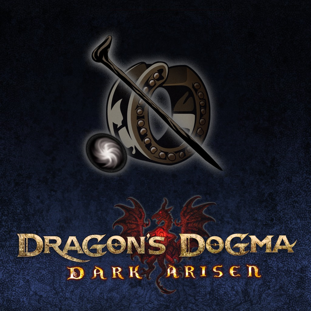 Dragon's Dogma: Dark Arisen™ - Mage's Ring Set