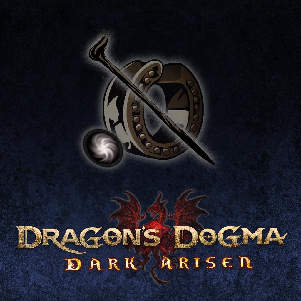 Dragon's Dogma: Dark Arisen™ - Mage's Ring Set