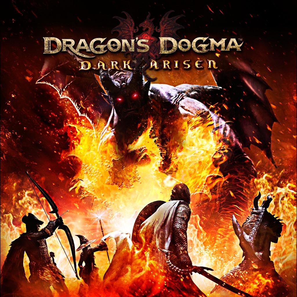 Dragon's Dogma: Dark Arisen™ Announce Trailer