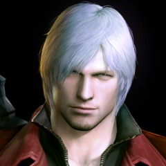 Image result for dante in dmc4 with flower