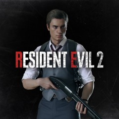 Resident Evil 2 Leon Costume Noir On Ps4 Official Playstation