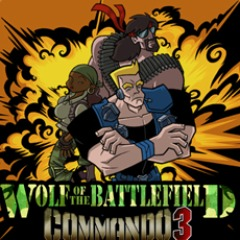 Wolf of the Battlefield™: Commando 3