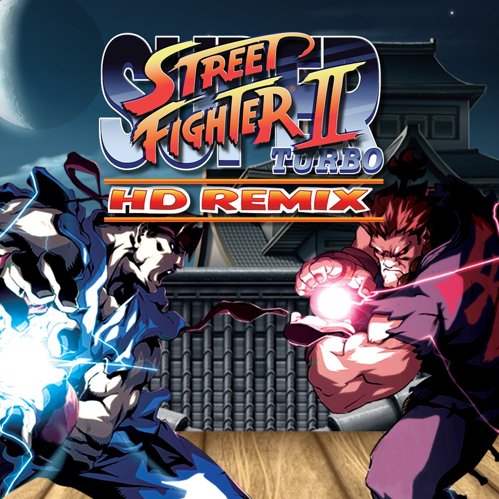 Super Street Fighter® II Turbo HD Remix