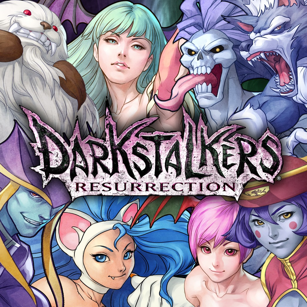 Darkstalkers® Resurrection Bundle Avatar