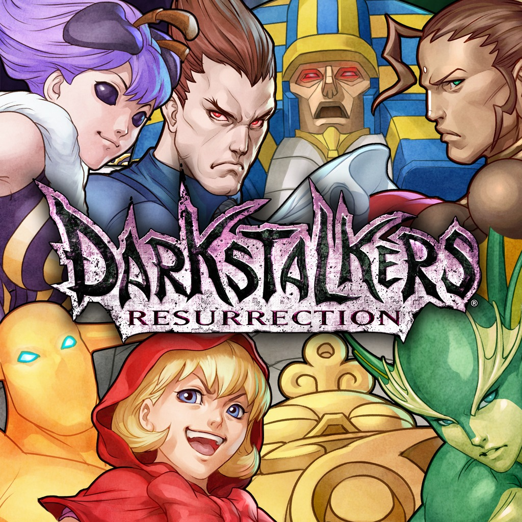 Darkstalkers® Resurrection Avatar Bundle II