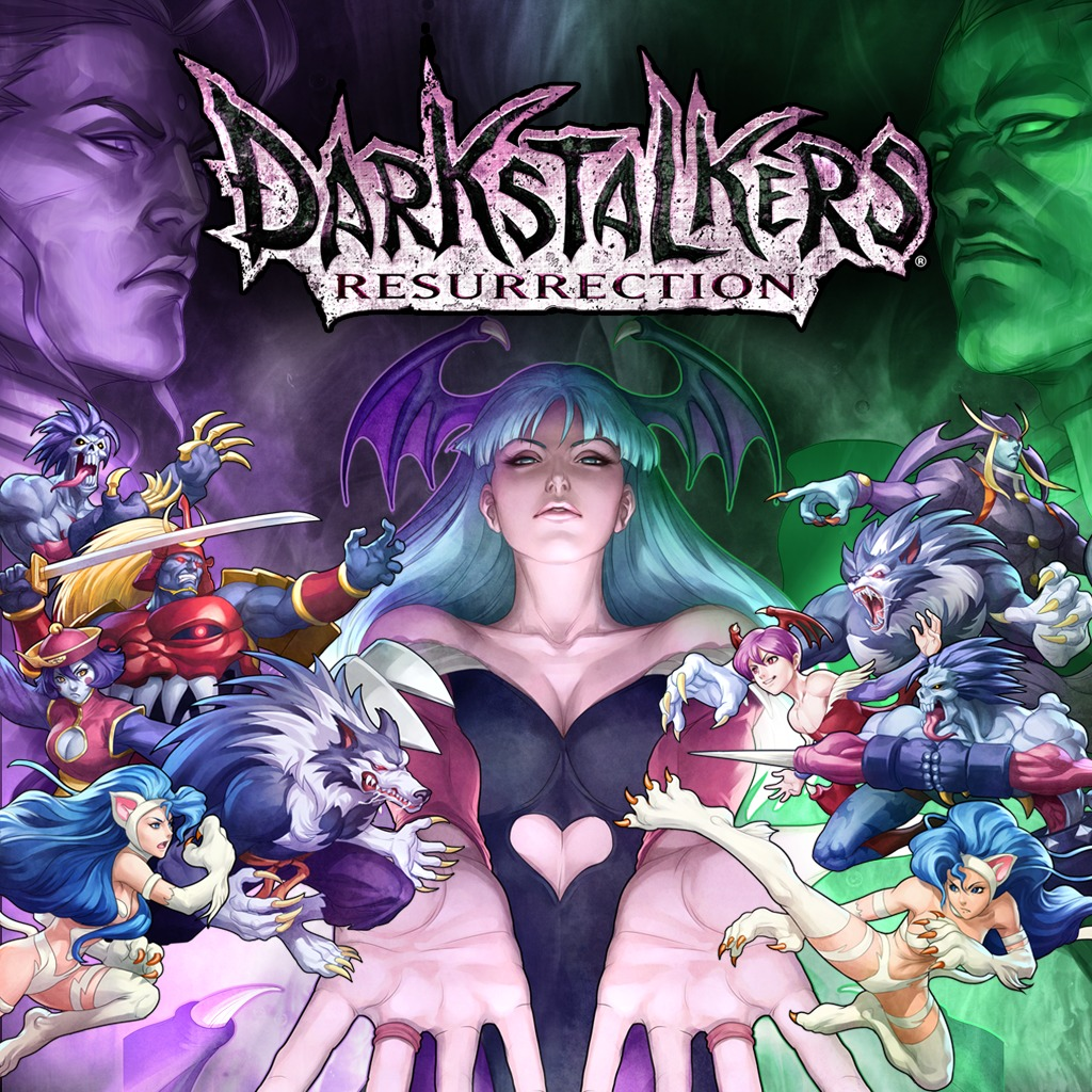 Darkstalkers® Resurrection - Launch Trailer