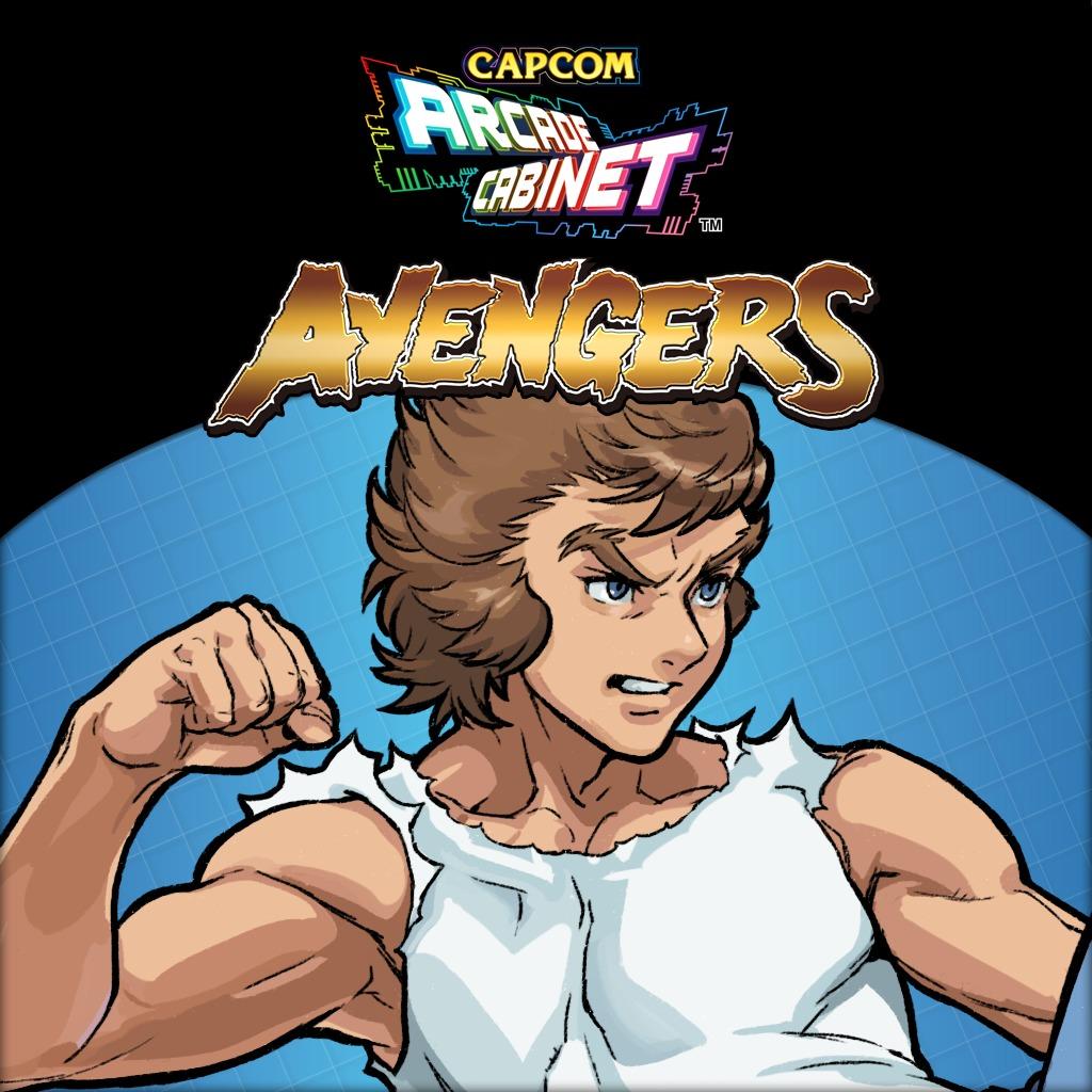 Capcom Arcade Cabinet: Avengers