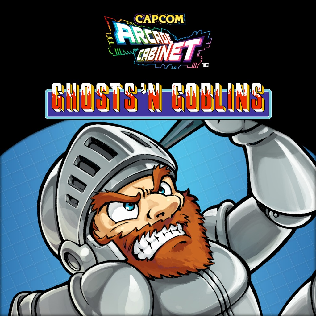 Capcom Arcade Cabinet: Ghosts 'N Goblins