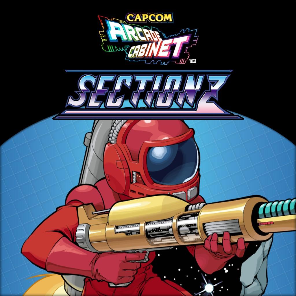 Capcom Arcade Cabinet: Section Z
