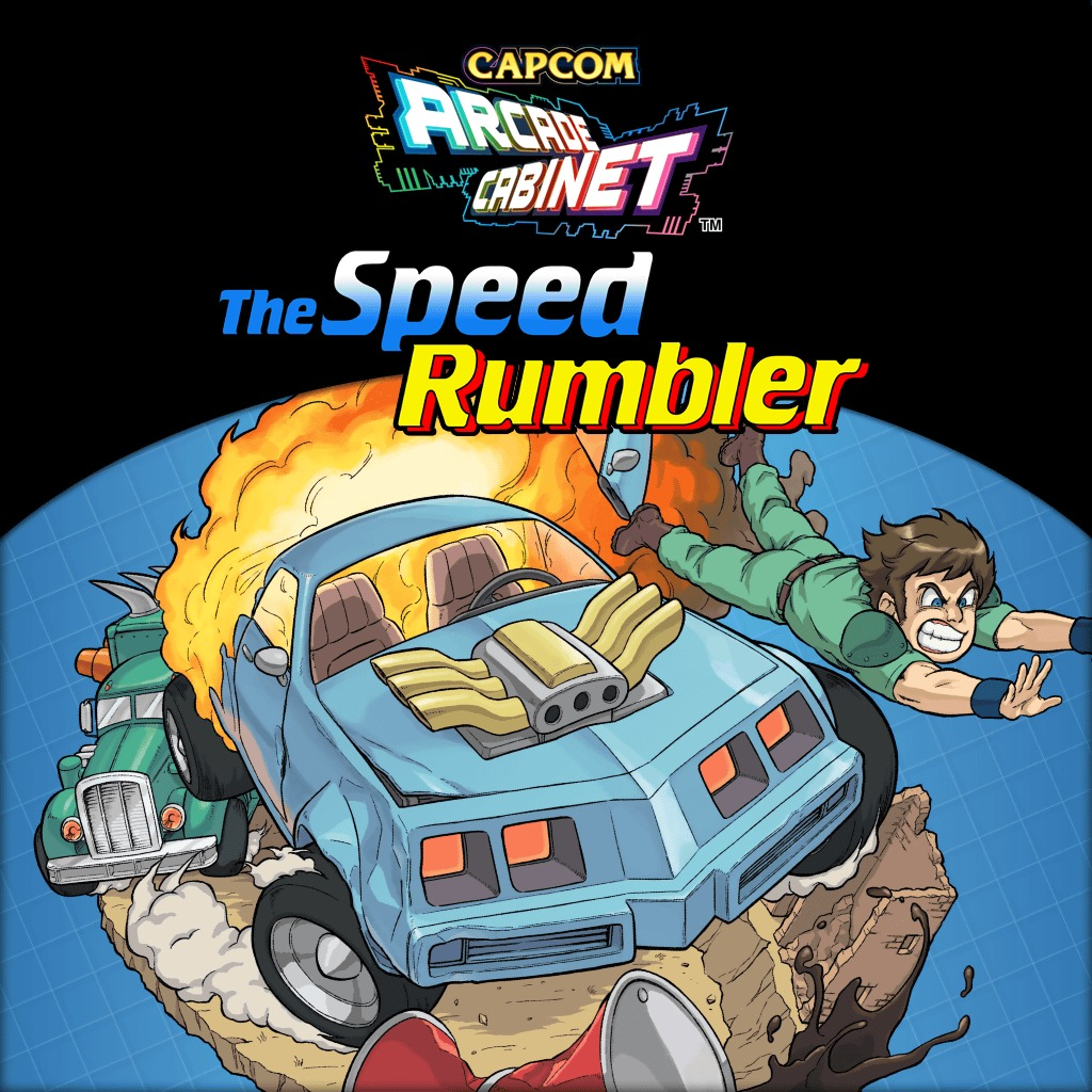 Capcom Arcade Cabinet: The Speed Rumbler
